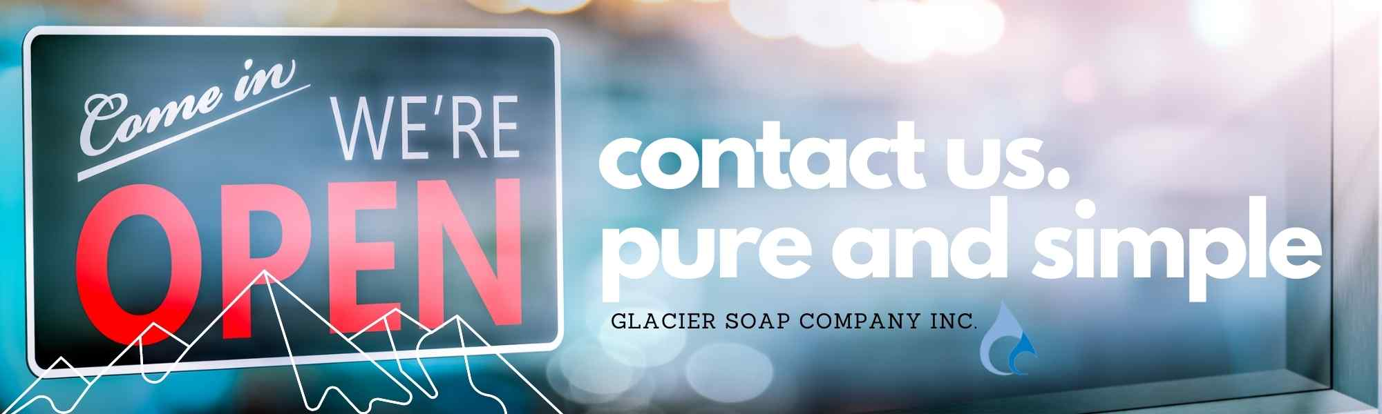 contact us about skincare